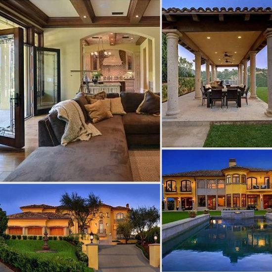 kim kardashian e kayne west: bagno d'oro nella dimora di bel air - Arredamento Casa Kardashian