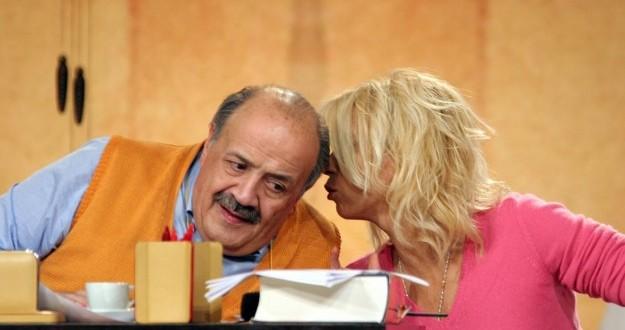 """Maurizio Costanzo: """"Sposato 4 volte, ma Maria De Filippi è unica"""""""