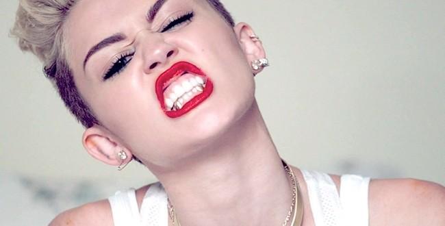 """Miley Cyrus: """"mi piacciono le droghe da party"""""""