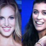 Le nuove Veline di Striscia la Notizia: Irene Cioni e Ludovica Frasca
