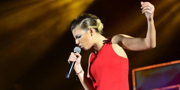 Emma Marrone, a dieta per Schiena tour, gestisce autonomamente i social