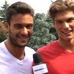 I Velini Elia Fongaro e Pierpaolo Petrelli back to Striscia la Notizia
