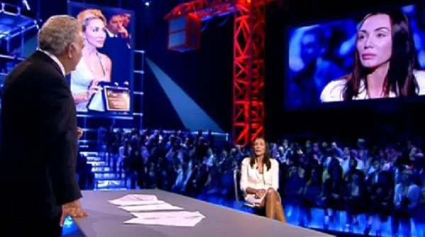 Michelle Bonev minacce per le dichiarazioni su Berlusconi e la Pascale