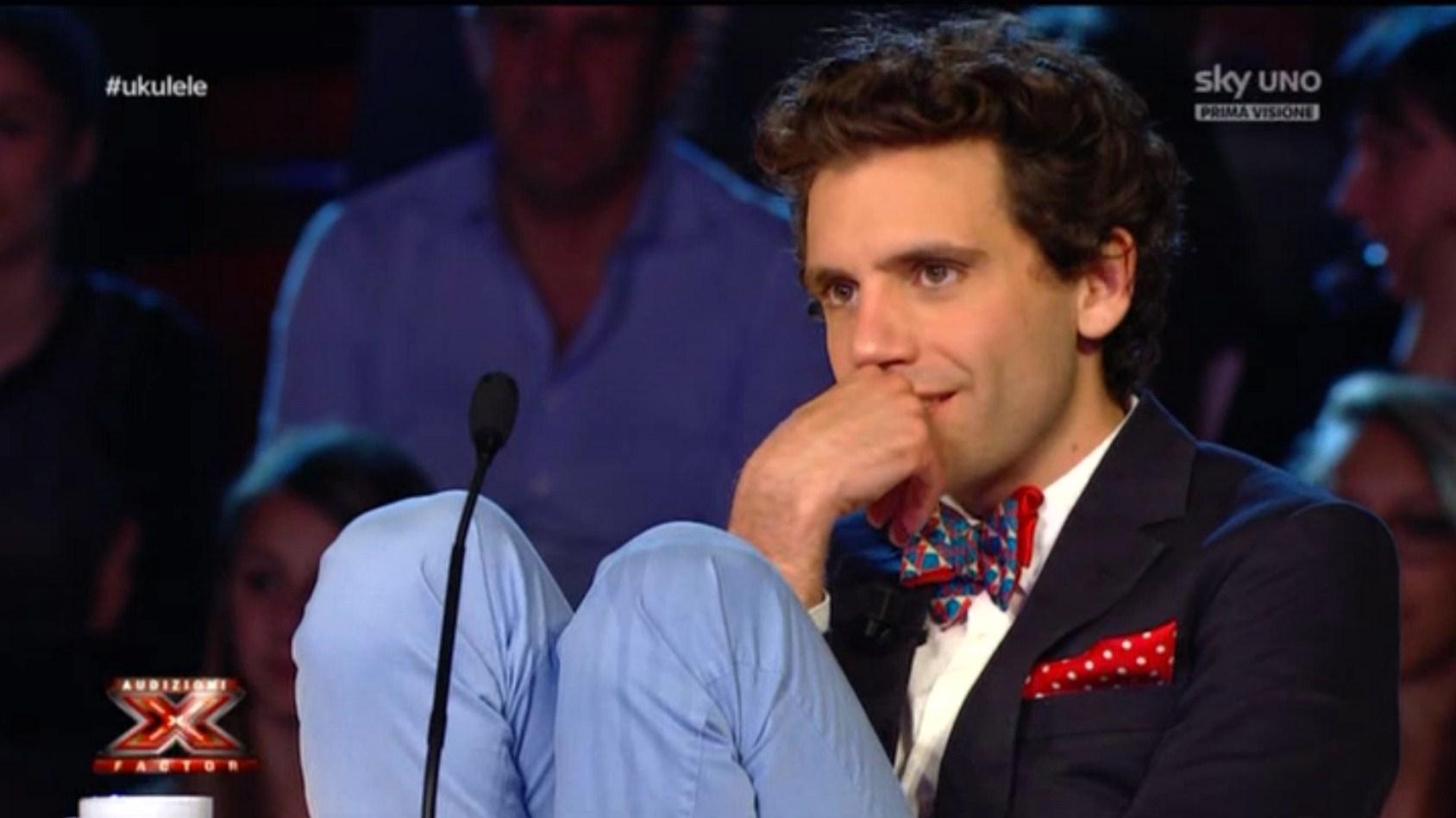 Mika X Factor 8