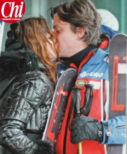 """Alba Parietti sulla lite con Cristiano De Andrè: """"Suo clan fa ridere"""""""