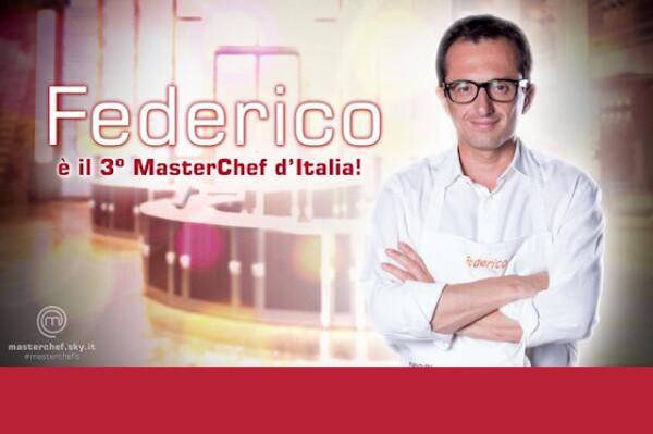 Federico Ferrero, vincitore di MasterChef, risponde alle accuse di Almo