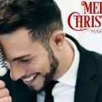 Marco Carta e il suo primo album di Natale