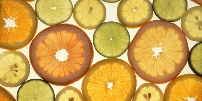 Maschere viso agli agrumi: arancia, limone, mandarino
