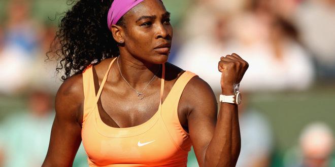 Serena William: da grande tennista a futura moglie e mamma