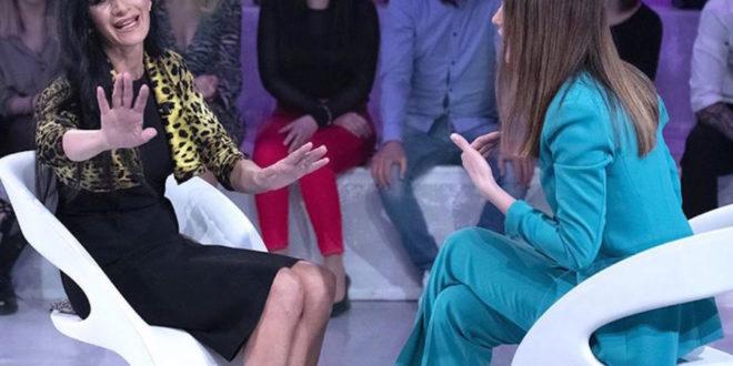 Pamela Prati bacchettata in Tv