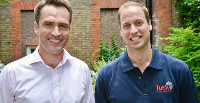"""Il Principe William alla CNN: """"il royal baby George è un monello"""""""