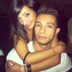 Marco Carta e Valentina Tarsitano è amore