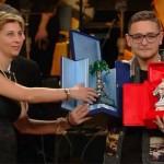 """A Sanremo 2014 è """"Nu Juorn Buon"""": Rocco Hunt vince le Giovani Proposte"""