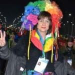 """Vladimir Luxuria: """"attimi di terrore a Sochi per gay è ok"""""""
