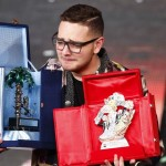 """Rocco Hunt: """"il premio di Sanremo ai comuni della Terra dei Fuochi"""""""