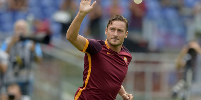 I dubbi sul futuro di Francesco Totti