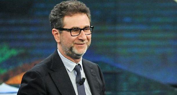 Fabio Fazio via dalla RAI