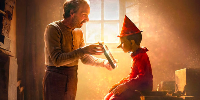 Pinocchio conquista il botteghino